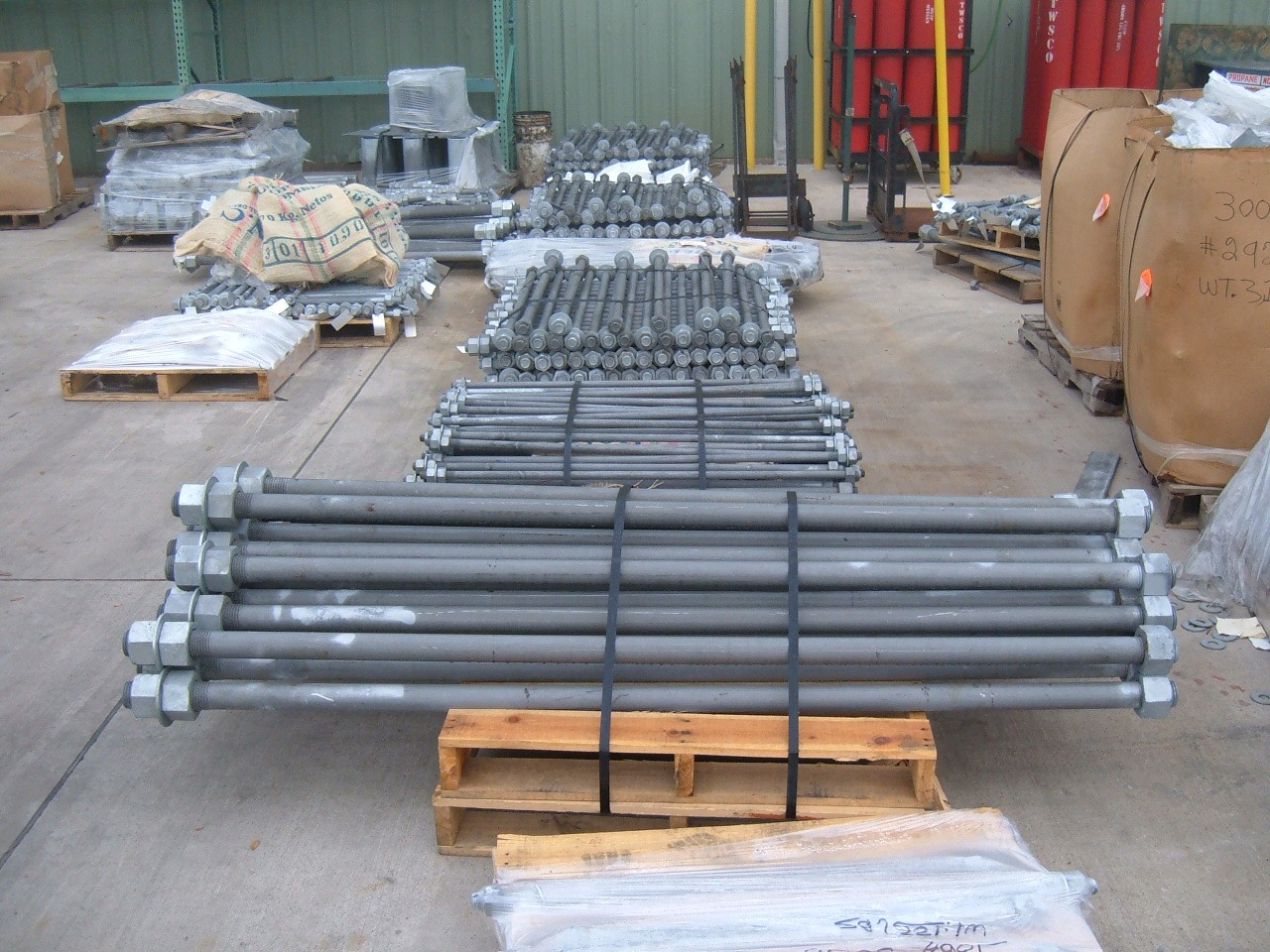 Double End Anchor Bolts
