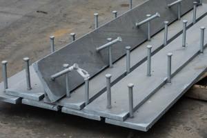 Embedded Steel